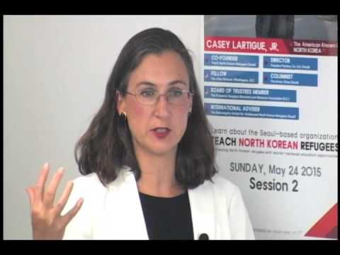 """Louise Miller ALM '05: """"Social Media as a Tool to Achieve Responsive Government"""""""