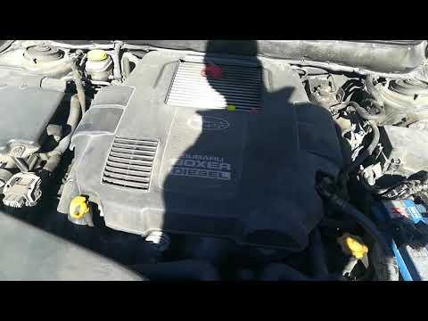 Subaru Legacy 2010 m dalys