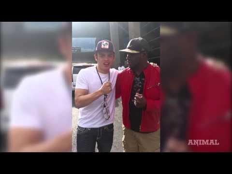 "Here's Boxing Coach Eric Kelly Calling Boxer Julio César Chávez, Jr. A ""Bitch Ass N*gga"""