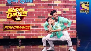 "Akash And Vivek's Glorious Performance On ""Enna Sona"" 