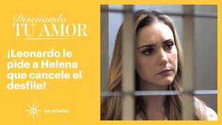 Diseñando tu amor: Helena es manipulada por Héctor | C-14 | Las Estrellas