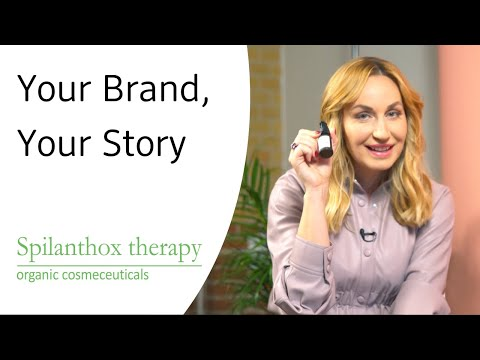 Spilanthox Therapy - Your Brand, Your Story