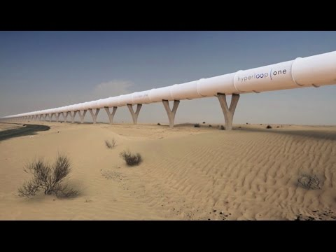 BIG teaser video reveals Hyperloop One design