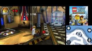 LEGO City Undercover (3DS): The Chase Begins - Walkthrough Part 8 - Rescuing the Kowalskis