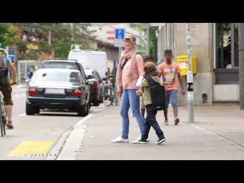 Gefahrenzone Schulweg: Wie aufmerksam sind Kinder unterwegs?