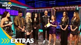 Adamari López canta junto con Wisin y su equipo   Un Nuevo Día   Telemundo