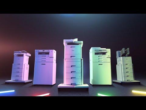 Brother Designed for Business printer range - overview
