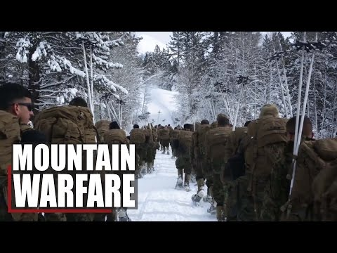Frozen | 1st MARDIV battles the chill