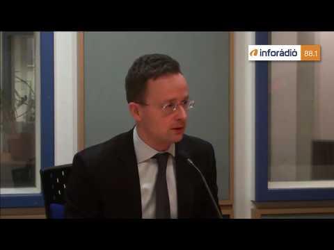InfoRádió - Aréna - Szijjártó Péter - 2. rész