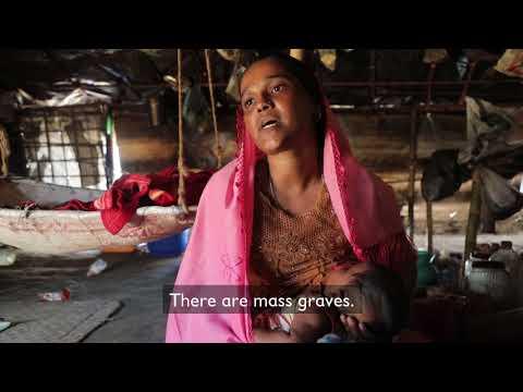 Atrocities against Rohingya children must end