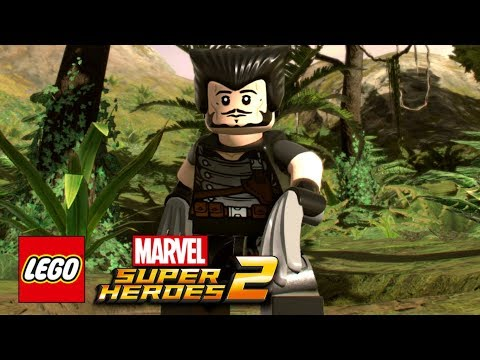 connectYoutube - LEGO Marvel Super Heroes 2 - How To Make Ultimate Wolverine