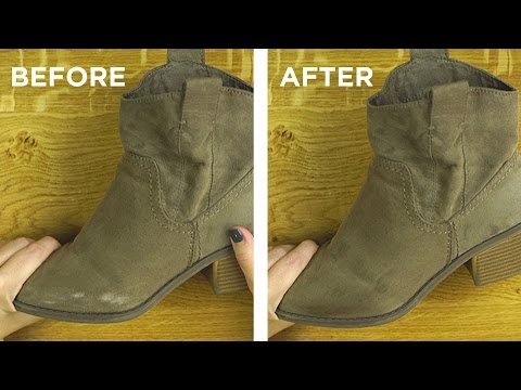 3 Ways To Clean Scuffs Off Boots