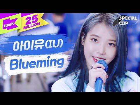 IU(아이유) 'Blueming(블루밍)' 라이브??(밴드ver.) | 가사 | 스페셜클립 | Special Clip | LYRICS [4K]