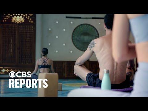 CBSN Originals   Conspirituality: How Wellness Became a Gateway for Misinformation