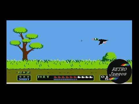 Duck Hunt (MES) - Review por RETROJuegos de Fabio Didone