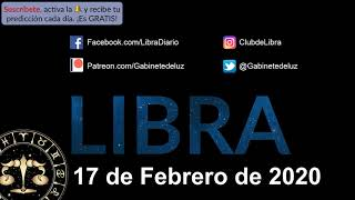 Horóscopo Diario - Libra - 17 de Febrero de 2020