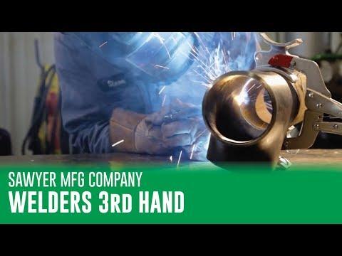 Sawyer Welders 3rd Hand