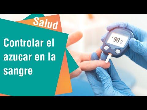 Aprenda a controlar el azúcar en la sangre | Salud