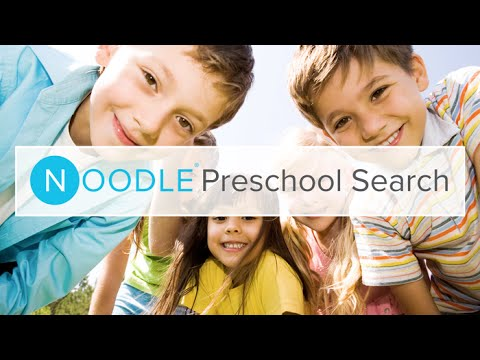 How To Find The Right Preschool For Your Child? | Noodle