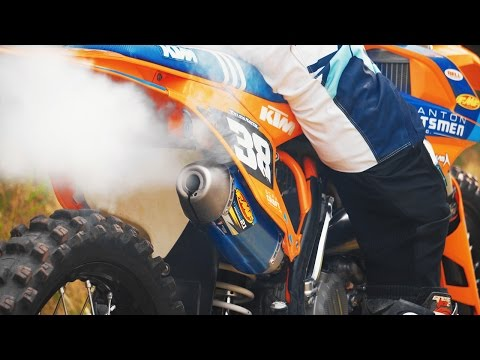 AMAZING SOUND KTM125 FMF Exhaust
