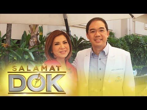 Salamat Dok W/ Jing Castaneda & Dr.Leunberger | Glaucoma