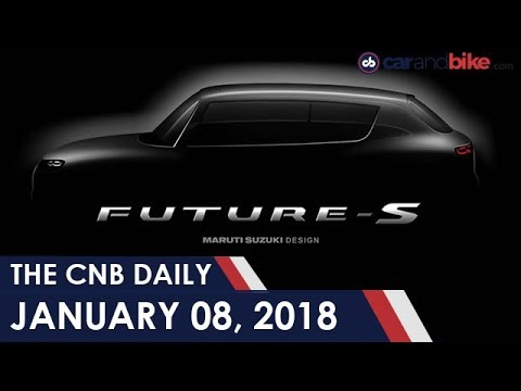 connectYoutube - Maruti Concept Future S | Special Edition KWID | Yamaha FZ 25 & Fazer 25 Recalled | Hero Xtreme NXT