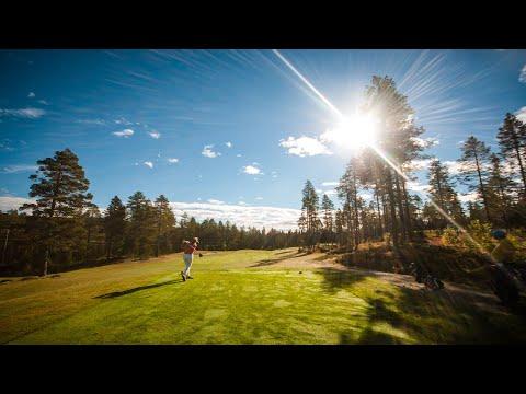 Åpning Trysilfjellet Golfbane