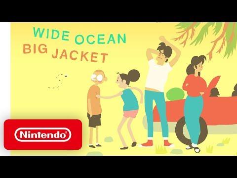 Wide Ocean Big Jacket - Launch Trailer - Nintendo Switch