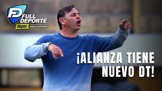 Carlos Bustos, NUEVO DT EN ALIANZA LIMA para la Liga 2
