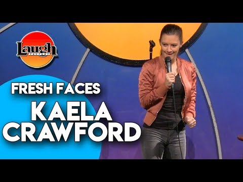 Kaela Crawford   Fresh Faces   Laugh Factory Stand Up Comedy