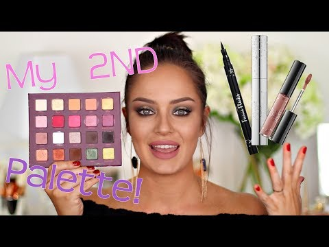 REVEAL: Announcing My 2nd Palette with Ciate London!