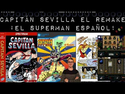 """Zona Indie: Capitán Sevilla """"El Remake"""" (CEZ RD)"""
