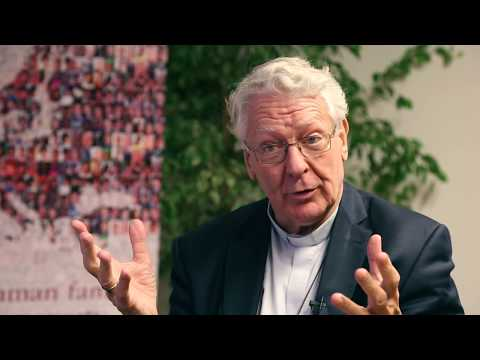 Conversations with Mons. Van Looy: Caritas Europa's role in building a welcoming society