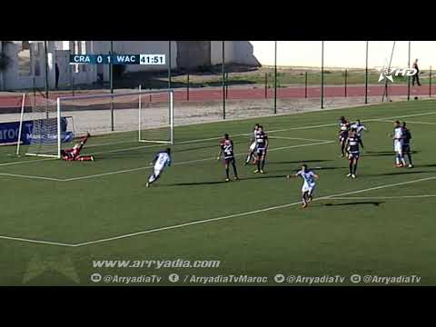 شباب الريف الحسيمي 1-1 الوداد البيضاوي هدف هيرنانديز