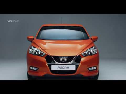 2017 Nissan MICRA - Interior and Exterior Design