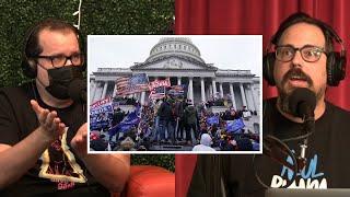 Protestantes de Trump se apoderan del Capitolio de los Estados Unidos