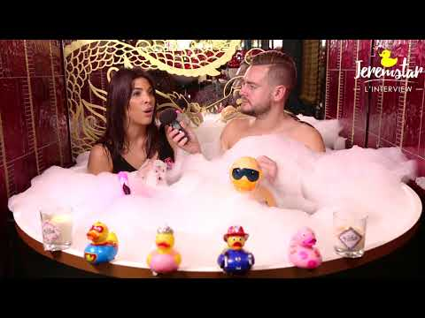 connectYoutube - Cassandre (Secret Story 11) dans le bain de Jeremstar - INTERVIEW