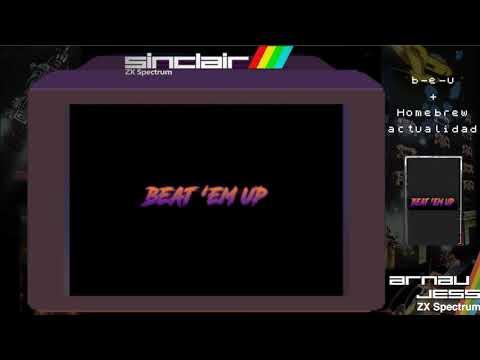 B-E-U + Homebrew de actualidad + Next para Spectrum Vol 4 con el amigo Mike VK