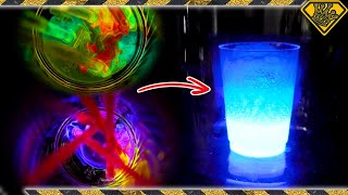 Have You Seen What Glow Sticks Do in the Microwave?