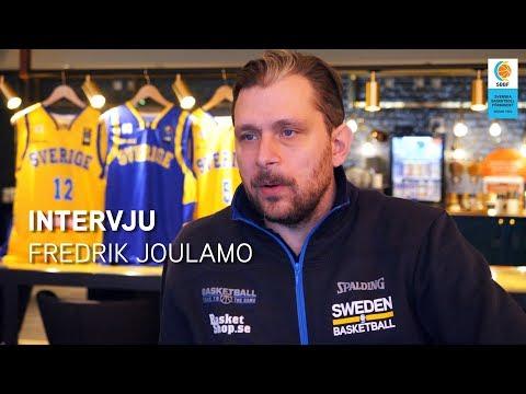 Fredrik Joulamo om Framtidslandslag senior (Hela intervjun)