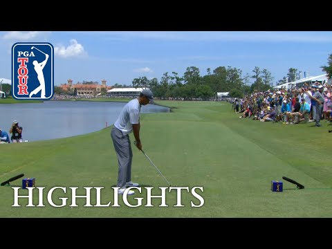 Tiger Woods? Round 3 highlights from THE PLAYERS