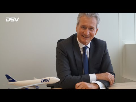DSV Air and Sea en France votre partenaire supply chain