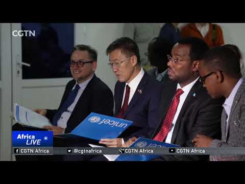 Chinese donates US$2 million to Somalia