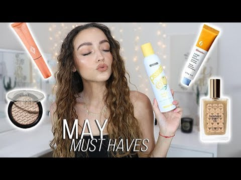 MAY FAVORITES | 2019 - best makeup of the month!