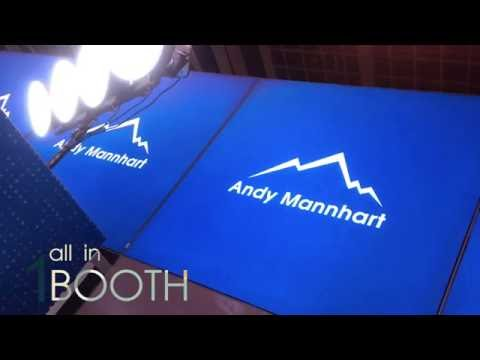 Andy Mannhart @ Hotel Show Dubai 2016