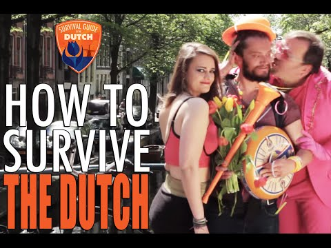 We are your Survival Guide to the Dutch! photo