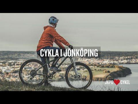 Cykeldestinationen Jönköping