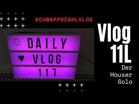 Schnapszahl und die 100kg Marke geknackt! - Daily Vlog 11L