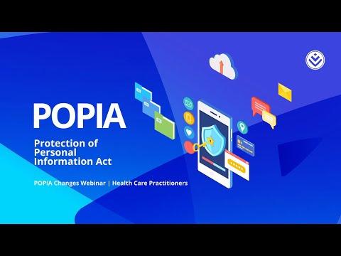 POPIA compliance webinar