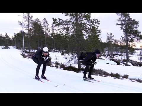 Vasaloppsskolan - Del 5 (6): Åka Utför